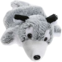 Lovely Wolf Baby Sleep Story Hand Puppet Soft Plush Kids Hand Doll Toy Child Developmental Parent-Kids Interaction Puppet Toy